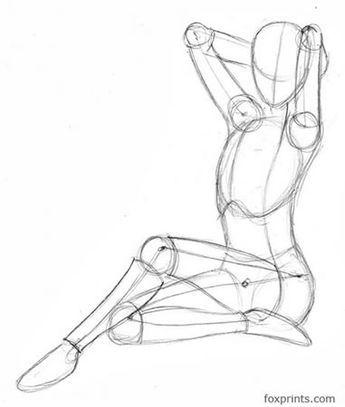Gran Guía de Dibujo del Cuerpo por Cedarseed en deviantART