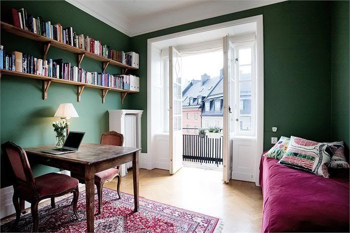 Designfragment: Ebba Von Sydows lägenhet till salu