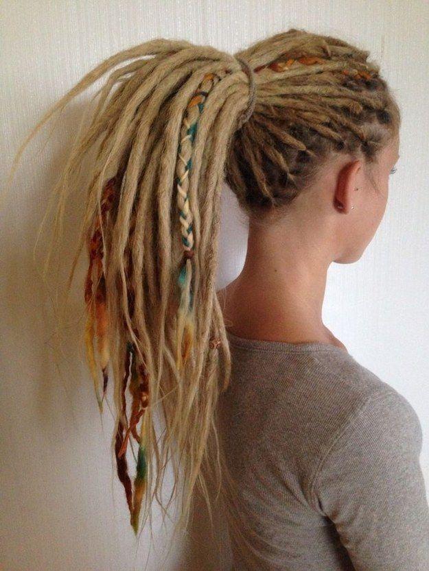 16 chicas dreadlocks que te contagiarán su estilo