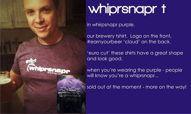 whiprsnapr brewing co #earnyourbeer Ottawa's Newest Craft Brewery! In Bells Corners. beerstore.taproom.tours