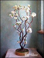 Искусственное дерево для свадьбы