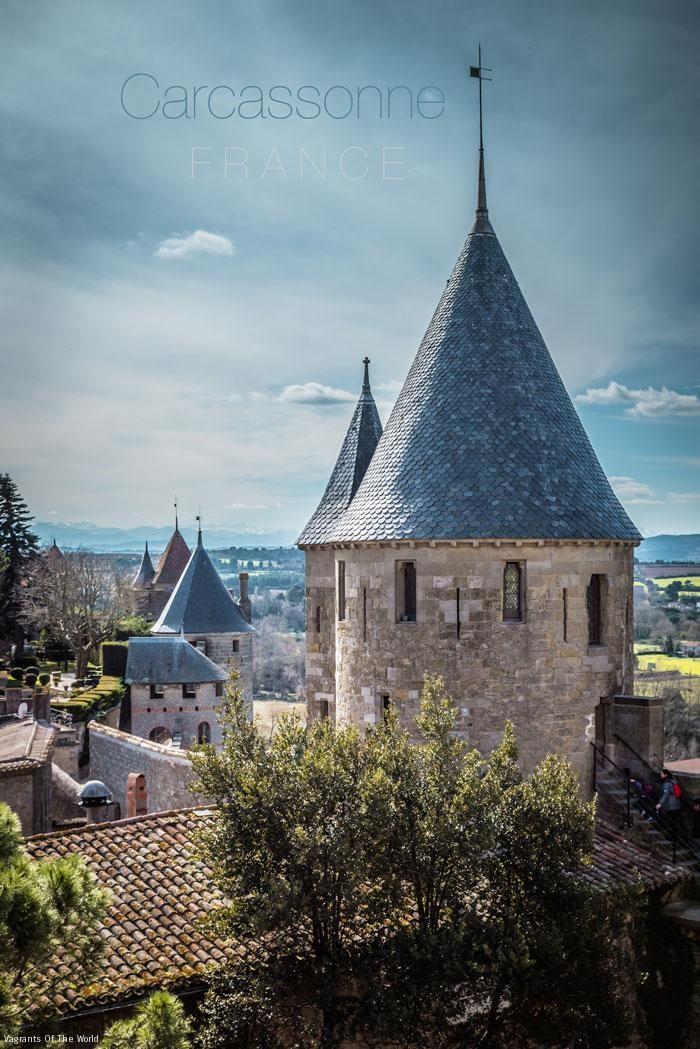 The south of France has no end of impressive castles and fortifications but none more impressive than La Cité de Carcassonne.