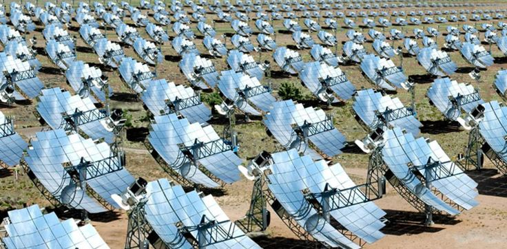 Concentrated solar Thermal systems generate solar power by using mirrors or lenses to concentrate a large area of sunlight, or solar thermal energy, onto a small area. In this article, I will talk about concentrated solar thermal (CST) technology. #Sustainability #Energy #SourceofEnergy #Environment #GoGreen #biodiversity #Solar #Cleanair #recycle #Green #cleanenergy #renewablenergy #windenergy #greenbiz http://prashantkarhade.com/concentrated-solar-thermal-technology-part-i/