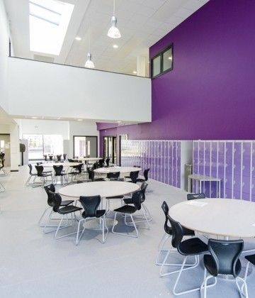 Balfour Beatty has completed a £14.5 million scheme to construct a new teaching block and sports building at the Ipswich Academy for Suffolk...