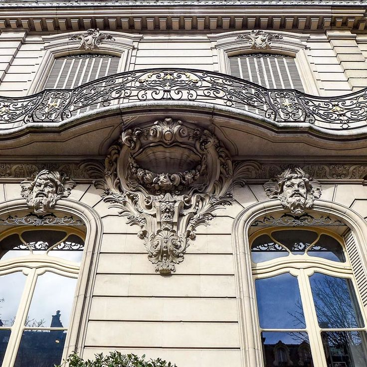 Catching up on my #Paris shots from earlier this year!  I loved this facade with beautiful carvings and iron railings!  #Paris #France #travel #wanderlust #itchyfeet #travel #travelandtourism #travelwriting #travelblogger #travelbug #travellife #travelblog  #worldtraveler #globalnomad #travelgram #travelersnotebook #traveller #travelwriter #travelogue #fb #travellersofinstagram #Europe #cityscapes http://ift.tt/2o2gVBZ