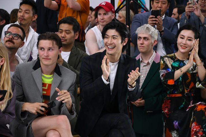三浦春馬が肌で感じた ポール スミス の新たな世界 Wwd Japan Com 三浦春馬 三浦 俳優