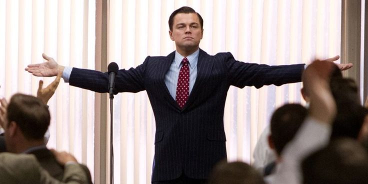 The Wolf Of Wall Street Quotes Widescreen 2 HD Wallpapers