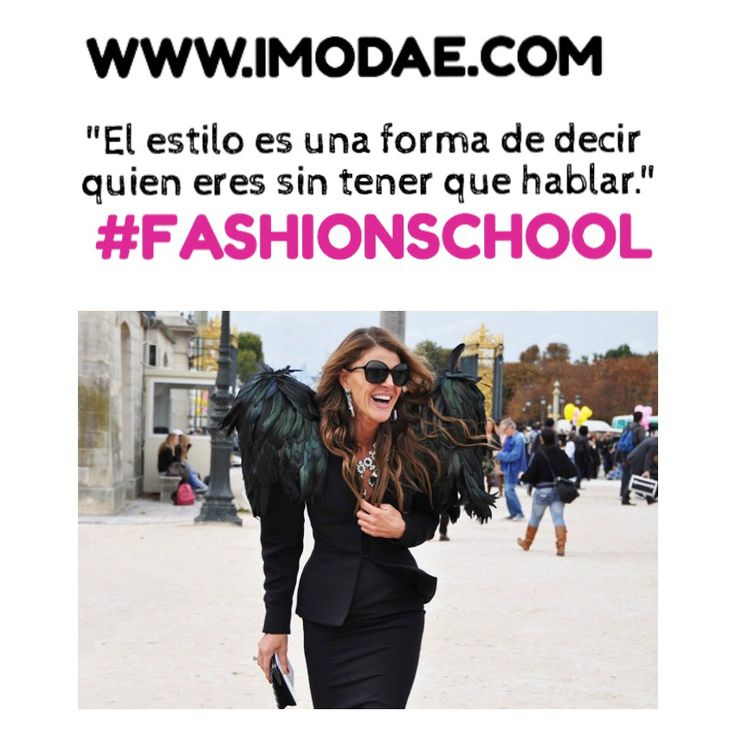 Grupos reducidos, prácticas profesionales en los mejores eventos, docentes del mundo de la moda. ¿Qué estás esperando? Inscríbete a la primera escuela de negocios de moda en México. www.imodae.com #FashionSchool
