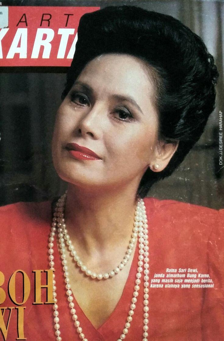 Dewi Soekarno - Jakarta Jakarta, No.289, 11-17 Jan. 1991