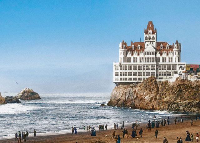 1902: Cliff House Hotel, San Francisco
