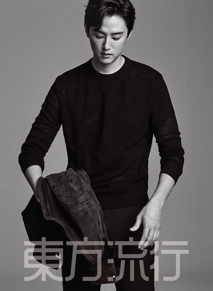 Kwon Yool - Eastern Trends Magazine July Issue '16
