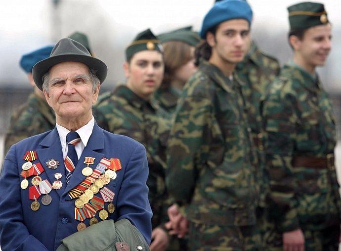 Военные получат дополнительные денежные выплаты за ведомственные награды