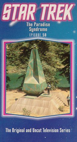 Star Trek - The Original Series Episode 58: The Paradise Syndrome [VHS] @ niftywarehouse.com #NiftyWarehouse #StarTrek #Trekkie #Geek #Nerd #Products