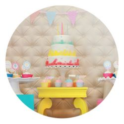 Fantastic party ideas!: Kids Parties, Candy Parties, Cotton Candy, Candy Birthday, Birthday Parties, Parties Ideas, Parties Theme, Rocks Candy, Desserts Tables
