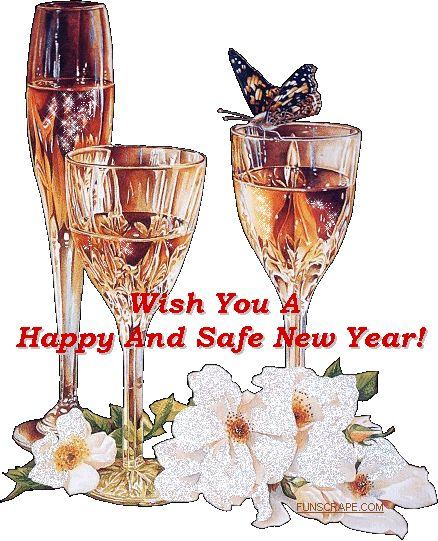 Happy New Year Comments, Graphics and Greetings Codes for Orkut, Friendster, Myspace, Tagged