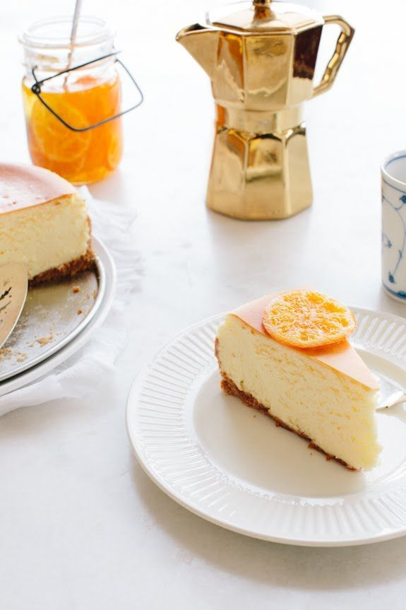 The Best Mascarpone Cheesecake You'll Ever Have | A Cup of Jo