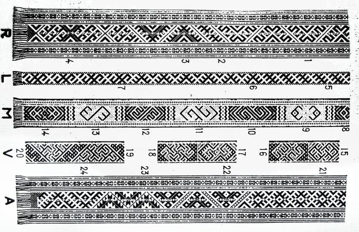 Photo of Latavian bands Tablet Woven are the Bands M + V