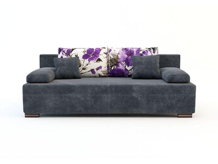Sofa LAGUNA 3 osobowa, rozkładana