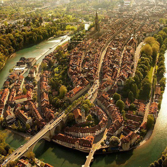 Bern, Switzerland #europe #switzerland