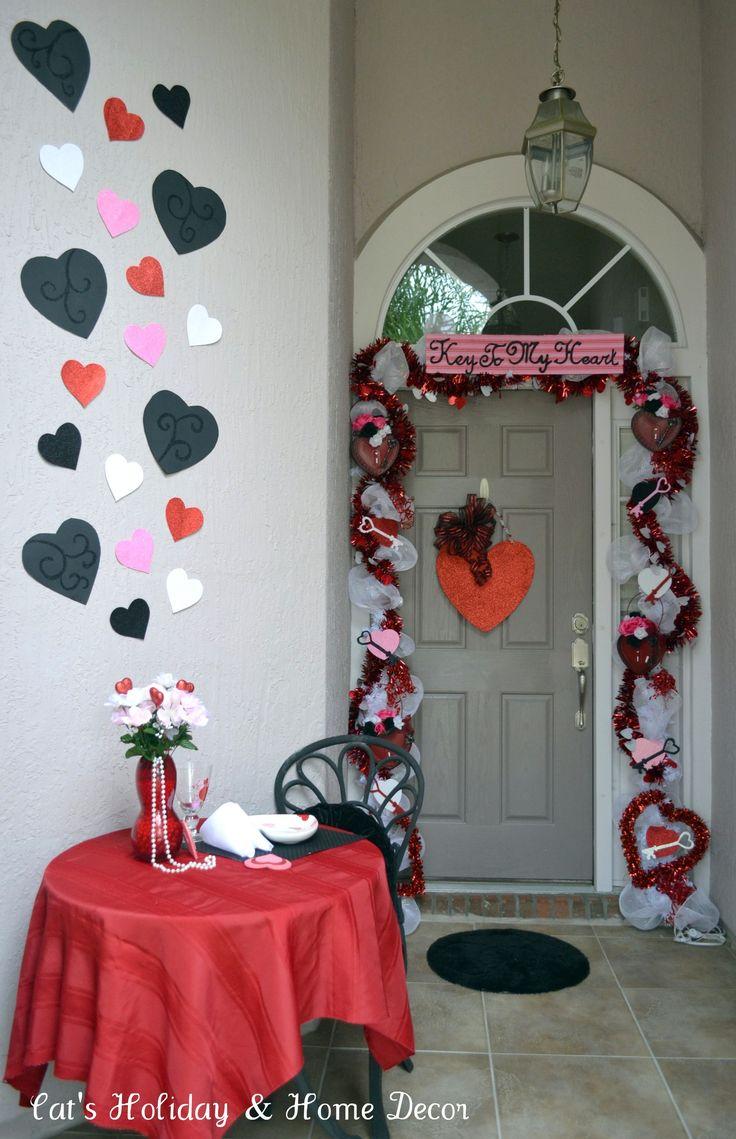 Valentine Door Decoration Ideas 152 Best For The Door Valentines Images On Pinterest Valentine