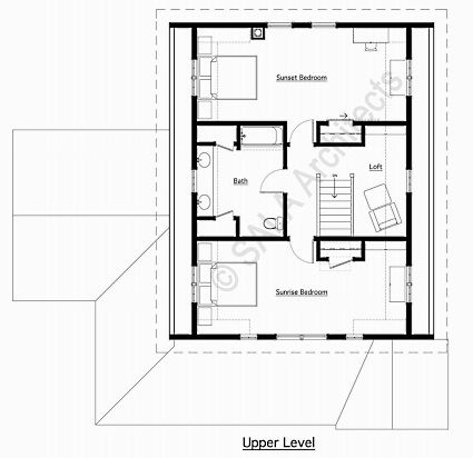 Floor plan 2nd floor of holly ridge farmhouse really 2nd floor loft ideas