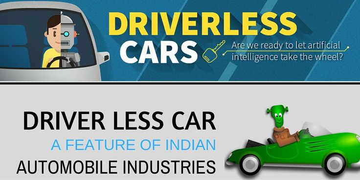 Is The Driverless Car A Future Of #Indian #Automobile Industry?