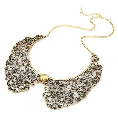 Naszyjnik Kołnierz  #Collar #Retro #Vintage #naszyjnik #necklace #jewelry #bizuteria #kolnierz