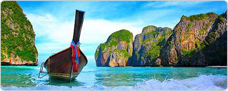 Koh Phi Phi Hotels - Discount Rates for Hotels in Koh Phi Phi-Thailand