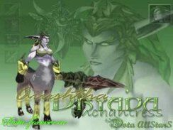 Enchantress – первая и самая любимая дочь Кенариуса благодаря прямому родству с ним она получила множество его возможностей. История Enchantress начинает с того момента когда она решила вступить в ар...