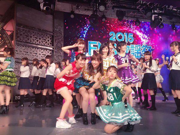 A bit of 48g, Momokuro and Nogizaka46