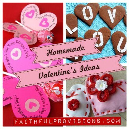 73 best Valentine\'s Crafts images on Pinterest | Valentine ideas ...