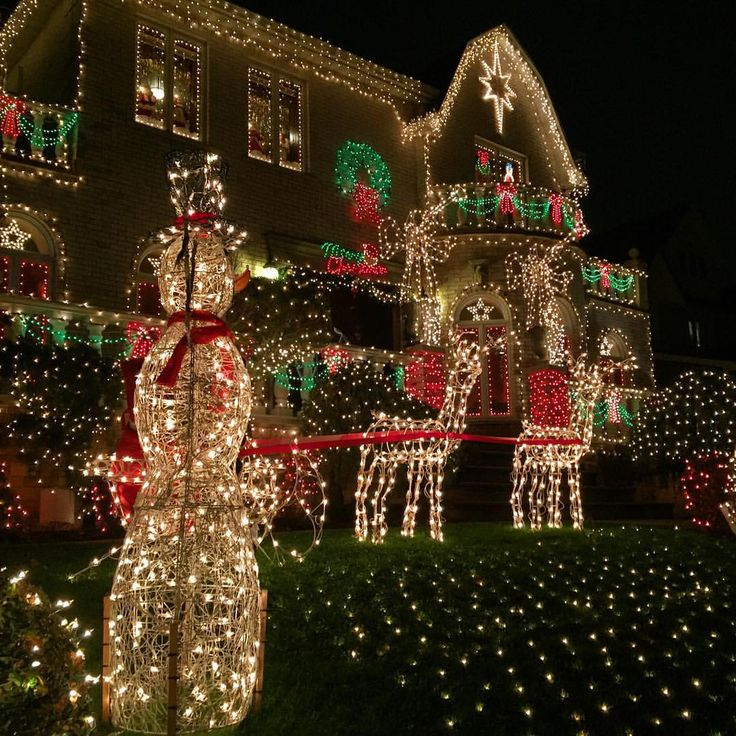 Dyker Heights Christmas lights NYC 1362 best