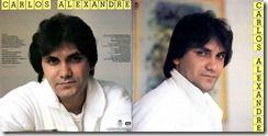 Vinil Campina: Carlos Alexandre - 1986