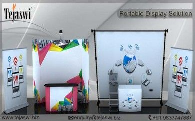 Portable Display Solution INDIA