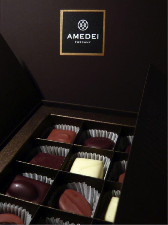 Amedei Tuscany Chocolatier