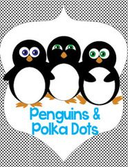 Cute Penguin Name and Cubby Tags - FREE                                                                                                                                                     More