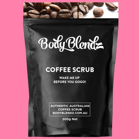 Our Coffee Scrub is packed with active ingredients like Caffeine & Organic Sea Salt, which are perfect for targeting cellulite and stretch marks. It also he