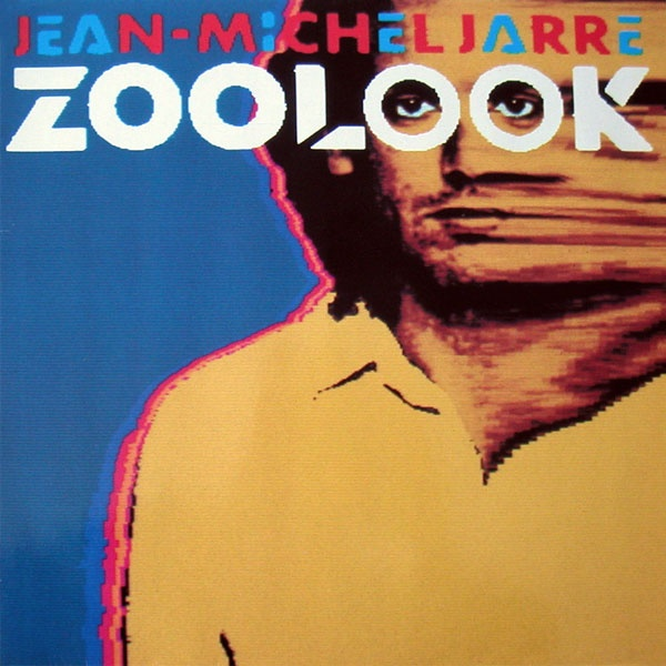 """Jean-Michel Jarre - Zoolook (1984)  A little strange longplayer after """"Magnetic Fields"""" and """"The Concerts in China"""""""