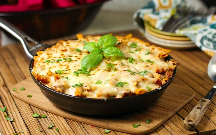 Growing up it seemed like all special occasions called for baked ziti.  Even though it may have been simpler than our traditional lasagna, it was still quite an ordeal.  My mom was a master of simple dinners for a family of 7.When it came to special occasions in my mother's home, the mealtime rule book [...]
