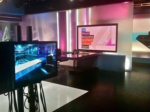 Studio 6 / Channel 4 news
