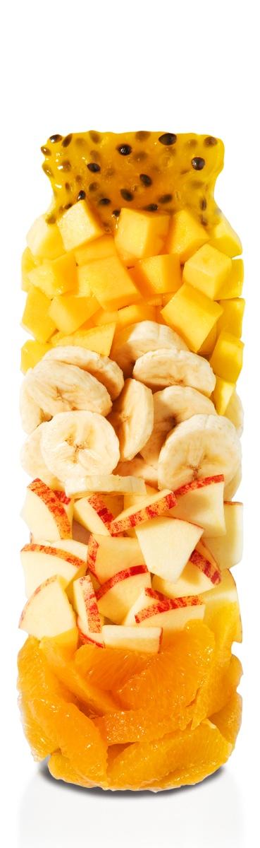 der yellow (Mango, Maracuja) - PURE