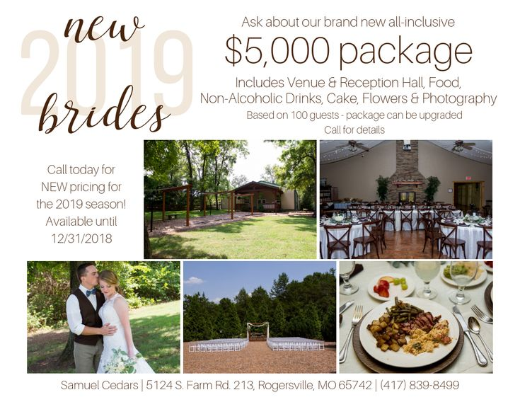 49+ Wedding packages branson mo ideas in 2021