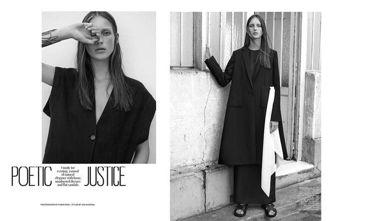 Poetic Justice (The New York Times Style Magazine)