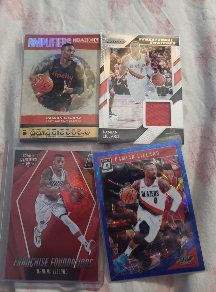 Mirror red /199, optic blue velocity and prizm jersey card