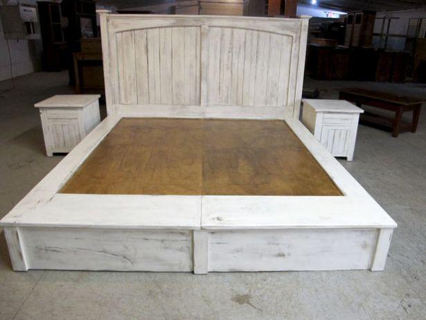 Great simple platform bed furniture pinterest - How to make a simple platform bed ...