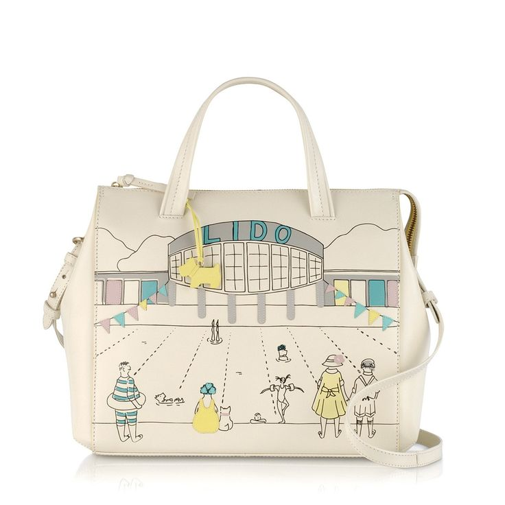 Radley Lido, Radley's new SS16 Picture bag. Read the full details of Radley London's new Signature Bag for 2016. Read more here >>>