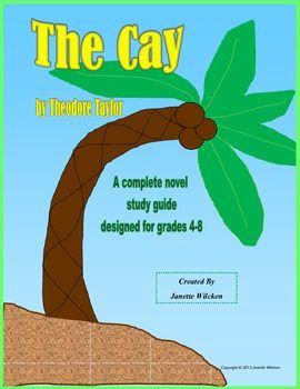 Amazon. Com: study guide the cay gr. 7-8 ebook: lynda allison.