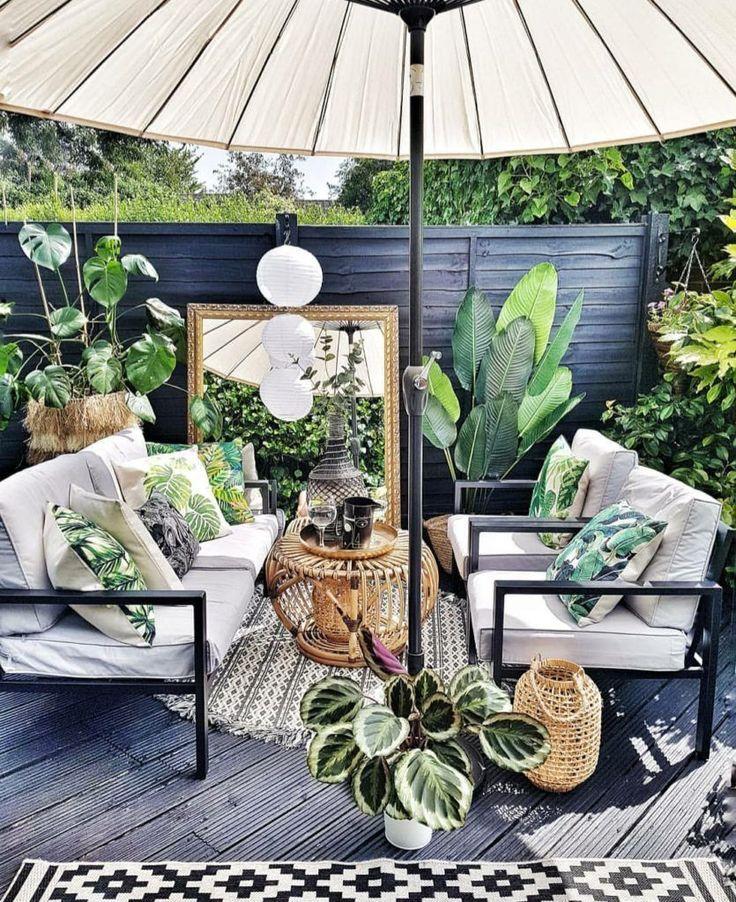 Patio Deck Inspiration Patio Decor Outdoor Patio Decor Tropical Patio