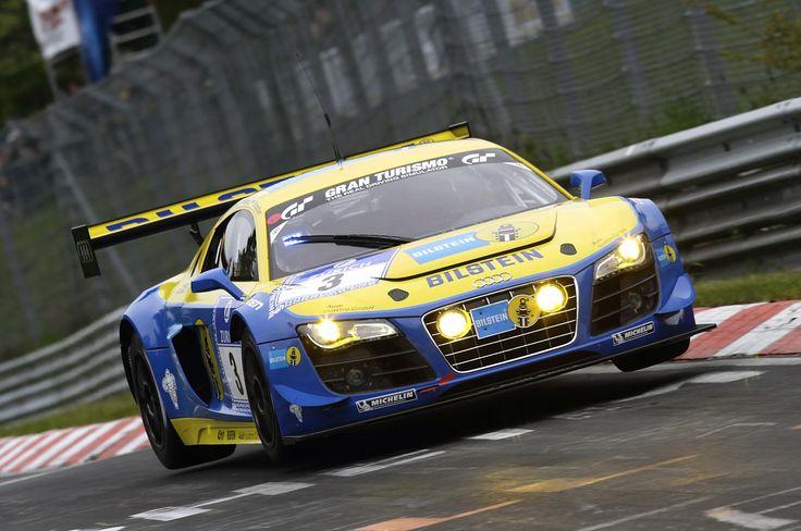 Audi castiga cursa de 24 de ore de la Nurburgring