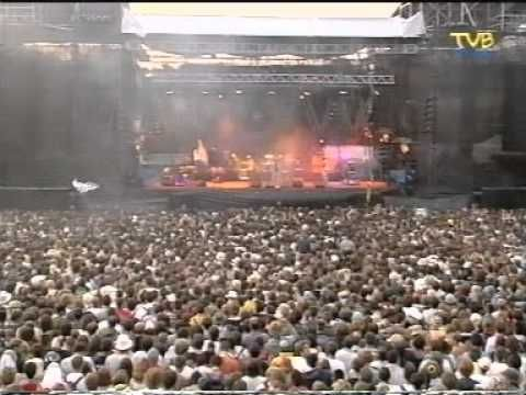 Burning Spear - Live 1999 Au Vieilles Charrues